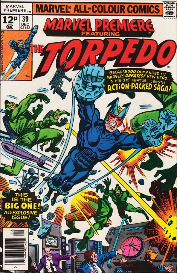 Marvel Premiere 39-B by Marvel