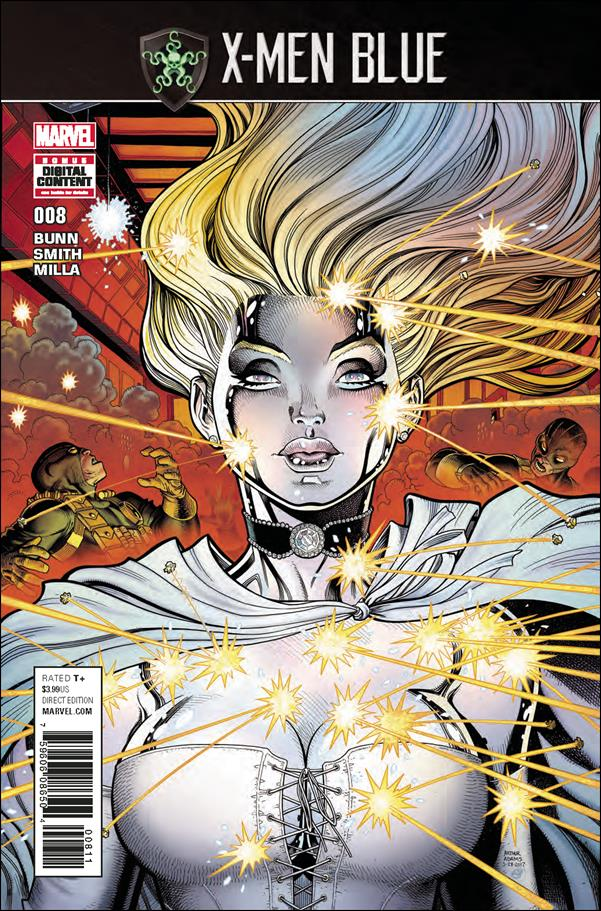 X-Men: Blue 8-A by Marvel