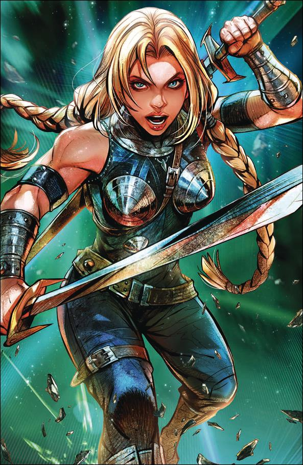 War of the Realms 4-E by Marvel