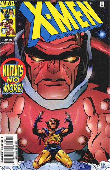 X-Men (1991) 99-A by Marvel