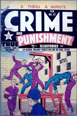 Crime and Punishment 47-A