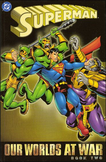 Superman: Our Worlds at War 2-A by DC