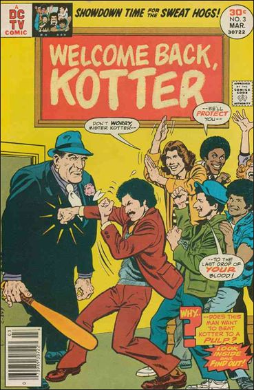Welcome Back, Kotter 3-A by DC