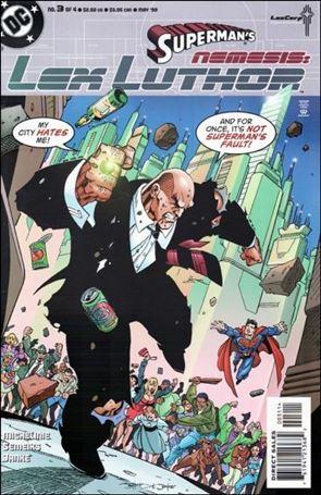 Superman's Nemesis: Lex Luthor 3-A