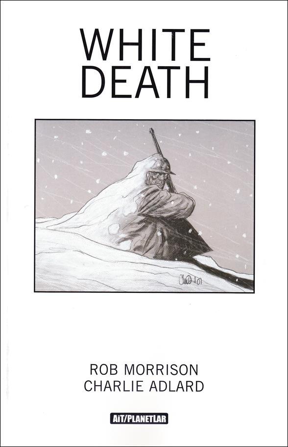 White Death 1-A by AiT/PlanetLar