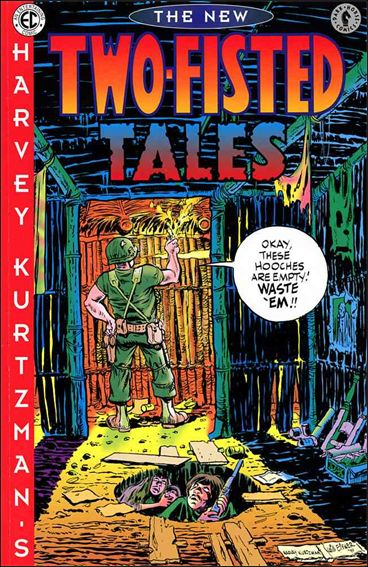 New Two-Fisted Tales 1-A by Dark Horse