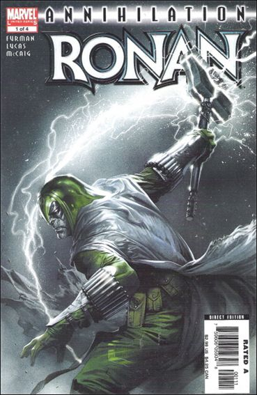 Annihilation: Ronan 1-A by Marvel