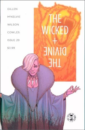 Wicked + the Divine 29-A