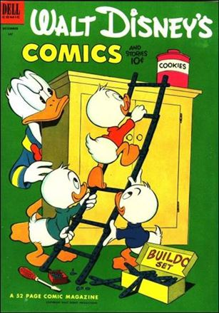 Walt Disney's Comics and Stories (1940) 147-A