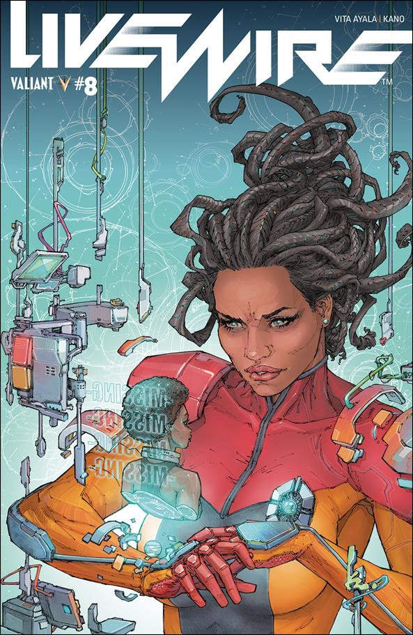Livewire 8-A by Valiant Entertainment