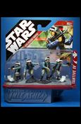 Star Wars: Unleashed Multi-Figure Battle Packs Attack on Tantive IV - Rebel Blockade Troopers