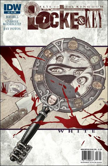 Locke & Key: Keys to the Kingdom 2-B by IDW