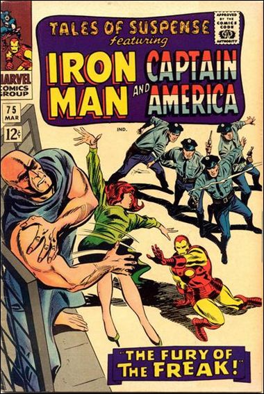 Tales of Suspense (1959) 75-A by Marvel