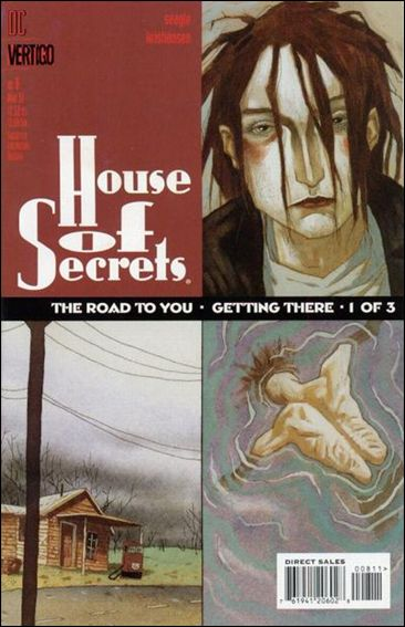 House of Secrets (1996) 8-A by Vertigo