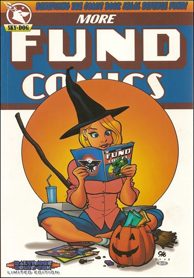 More Fund Comics 1-B by Sky-Dog Press