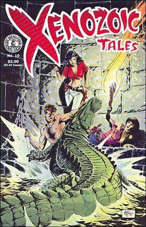 Xenozoic Tales 10-A