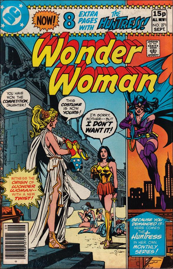 Wonder Woman (1942) 271-B by DC
