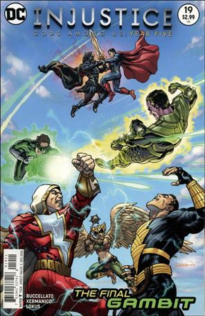 Injustice: Gods Among Us: Year Five 19-A