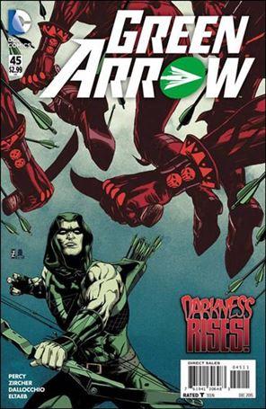 Green Arrow (2011) 45-A
