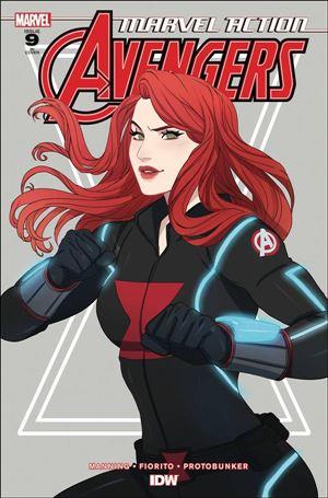 Marvel Action: Avengers 9-B