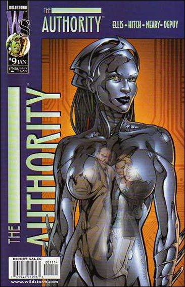 Authority (1999) 9-A by WildStorm