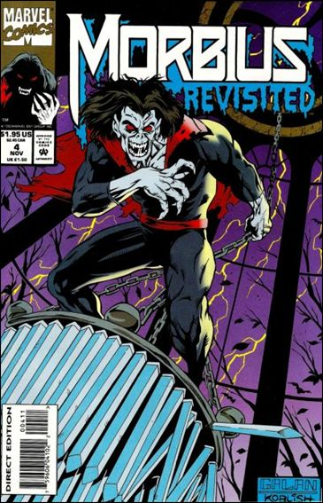 Morbius: Revisited 4-A by Marvel