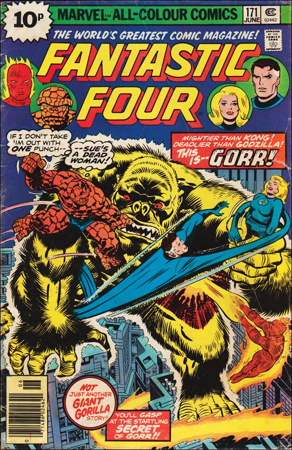 Fantastic Four (1961) 171-C by Marvel