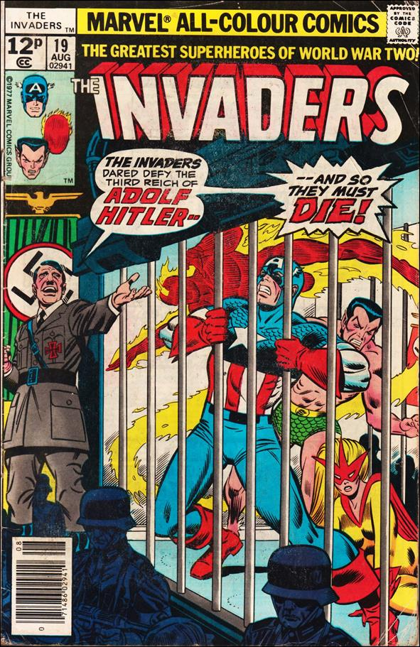 Invaders (1975) 19-C by Marvel