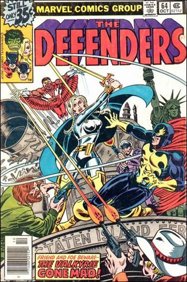 Defenders (1972) 64-A by Marvel