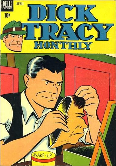 Dick Tracy Monthly (1948) 16-A by Dell