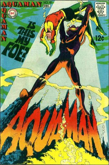 Aquaman (1962) 42-A by DC