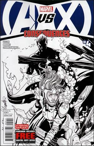 AvX: Consequences 4-C by Marvel