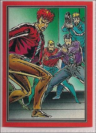 Youngblood: Series 1 (Base Set) 6-A