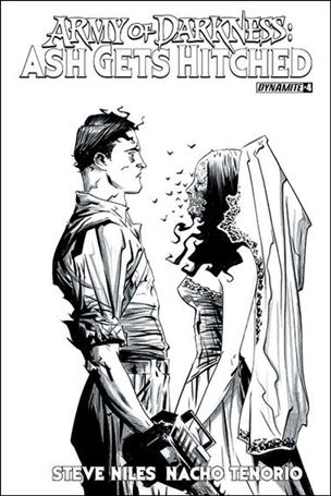 Army of Darkness: Ash Gets Hitched 4-D