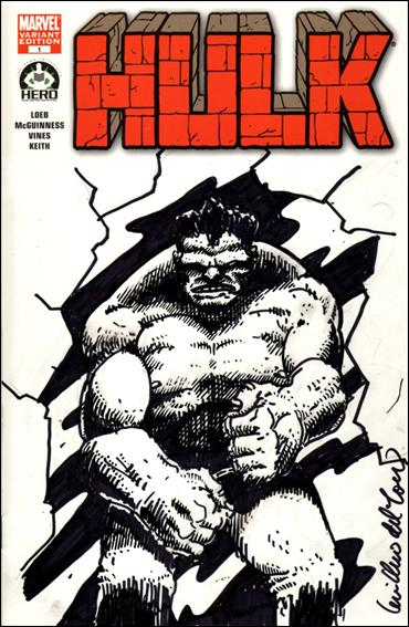 Hulk 100 (Hero Initiative) Cover Project 30-A by Marvel