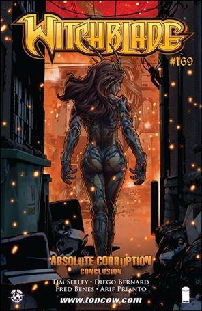 Witchblade 169-A
