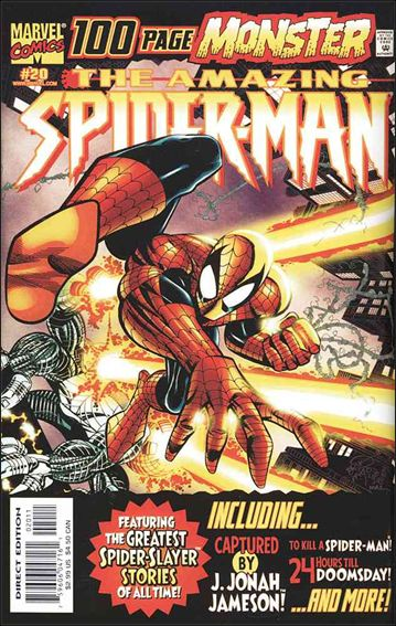 Amazing Spider-Man (1999) 20-A by Marvel