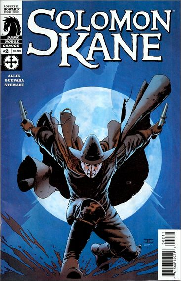 Solomon Kane (2008) 2-A by Dark Horse
