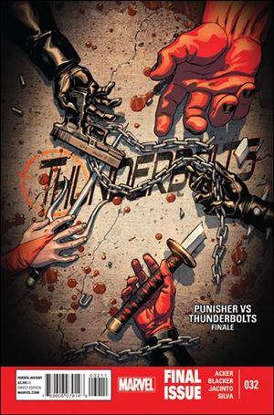 Thunderbolts (2013) 32-A