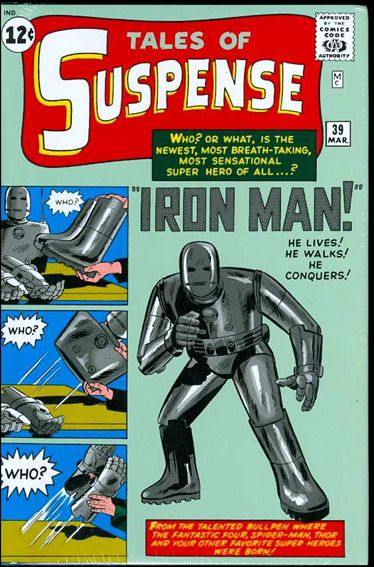 Invincible Iron Man Omnibus 1-A by Marvel