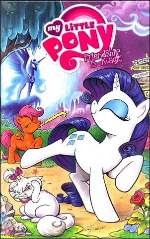 My Little Pony: Friendship is Magic Box Set Set-C by IDW