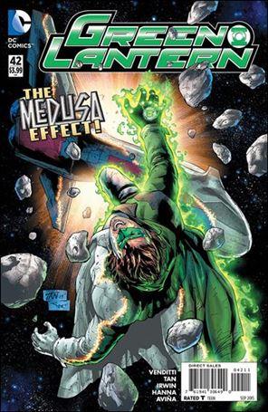 Green Lantern (2011) 42-A
