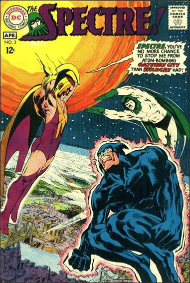 Spectre (1967) 3-A by DC