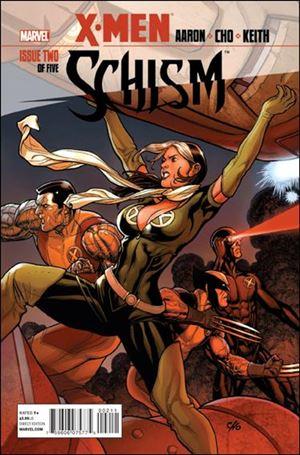 X-Men: Schism 2-A
