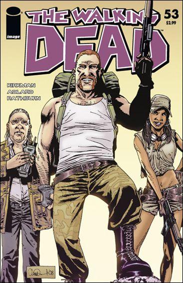 Walking Dead (2003) 53-A by Image