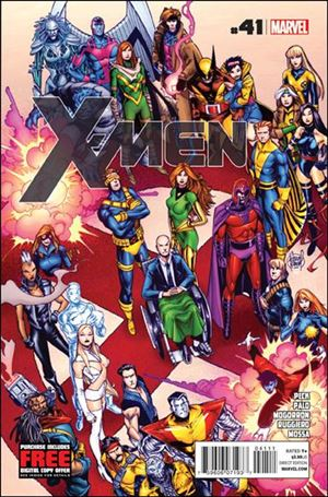 X-Men (2010) 41-A
