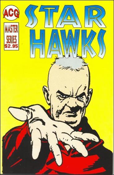 Star Hawks 5-A by America's Comic Group (ACG)