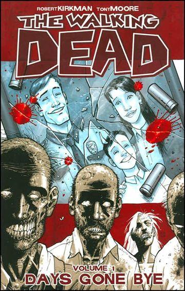 Walking Dead 1-A by Image