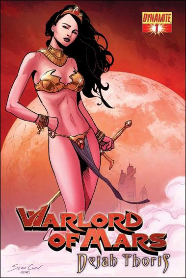 Warlord of Mars: Dejah Thoris 1-D by Dynamite Entertainment