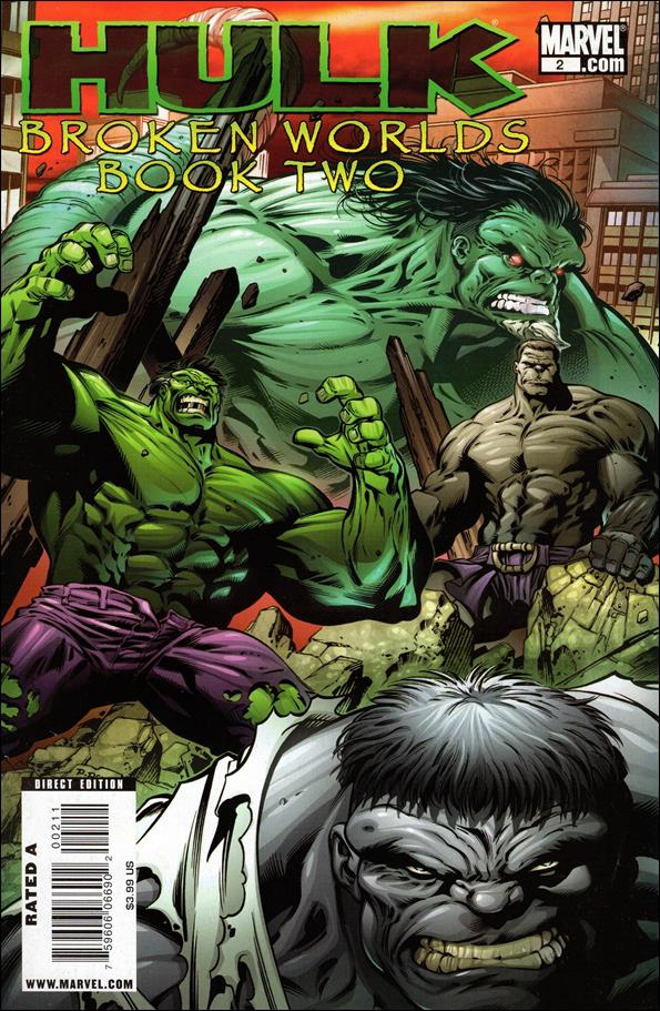 Hulk: Broken Worlds 2-A by Marvel